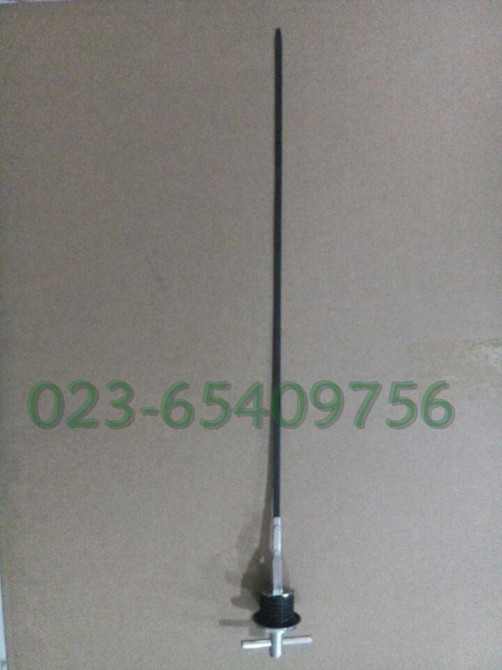 重型汽车M11康明斯发动机配件 重康CCEC机油尺3328830高清图片